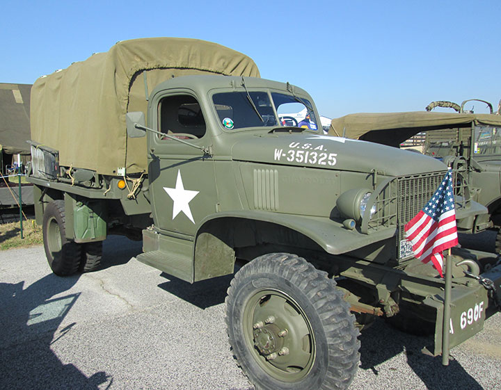 Inland division of gm in world war two for General motors parts division